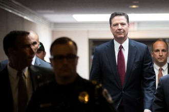 James Comey Tall