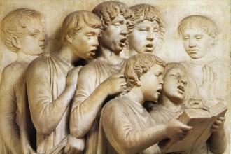 Choir by Della Robbia