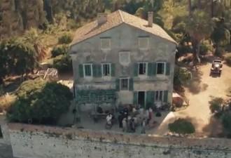 Durrells in Corfu x