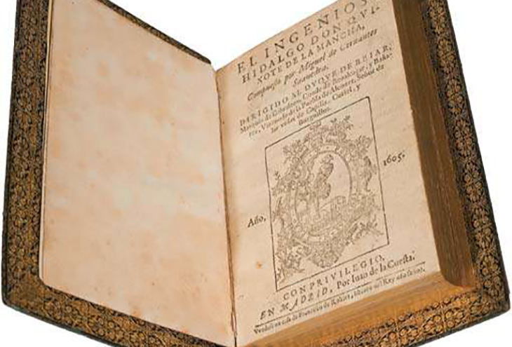 Book Cervantes