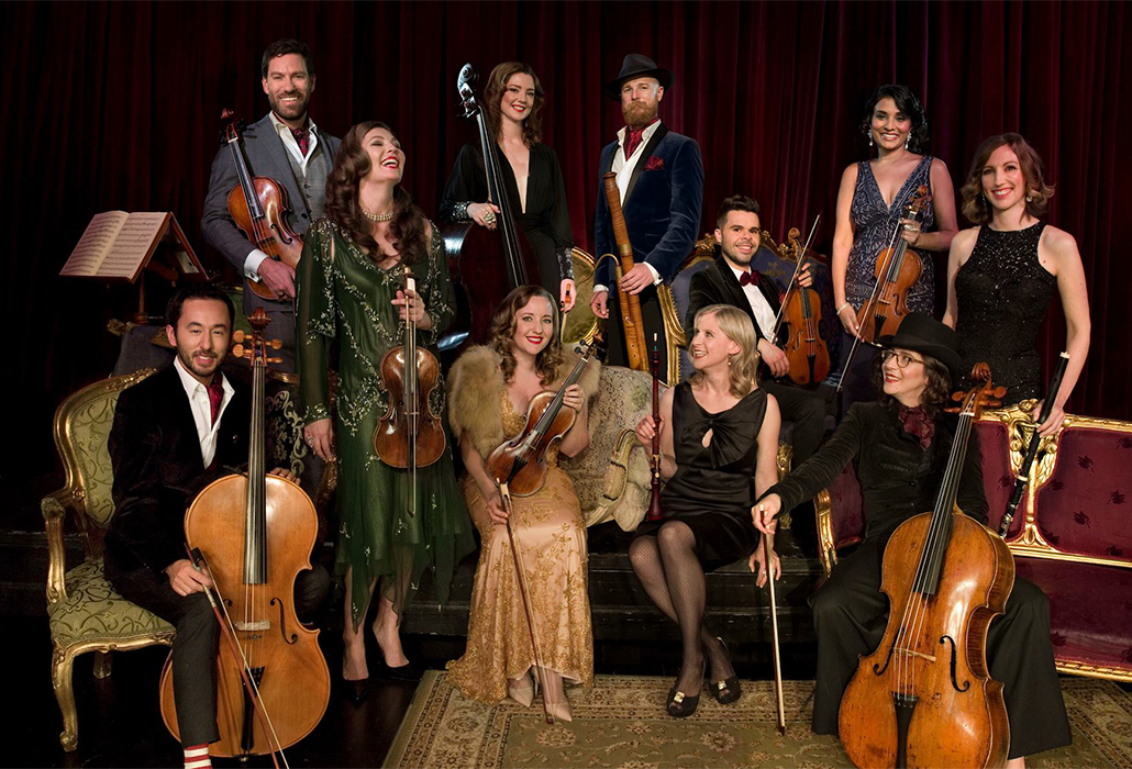 Australian Haydn Ensemble 2018 best