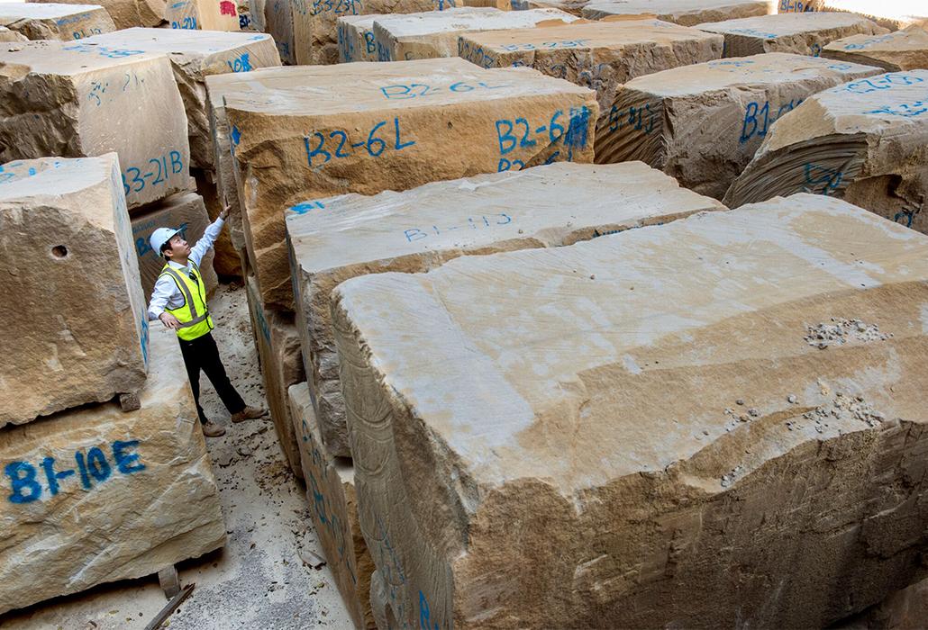 Sandstone Blocks 3