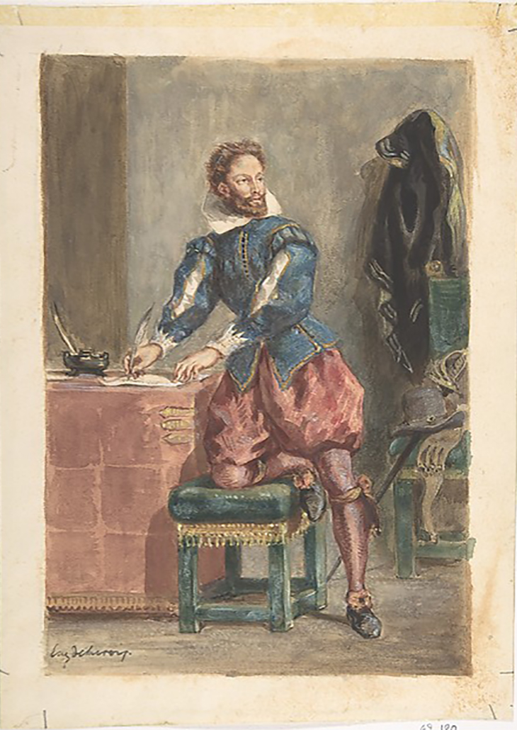 Delacroix Shakespeare