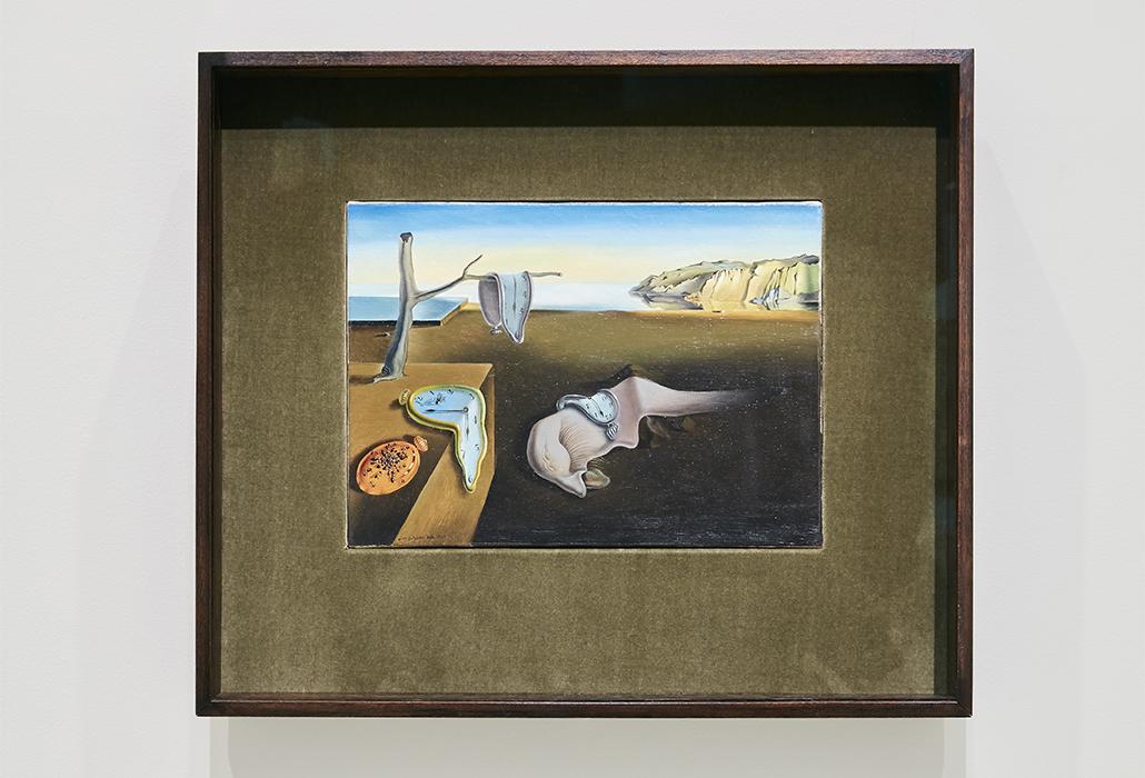 Salvador Dali MoMA