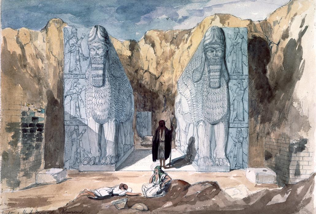 Ashurbanipal 4