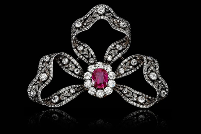 Royal Jewels from the Bourbon Parma Family: Sotheby's Geneva