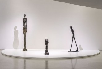 Giacometti Installation 1