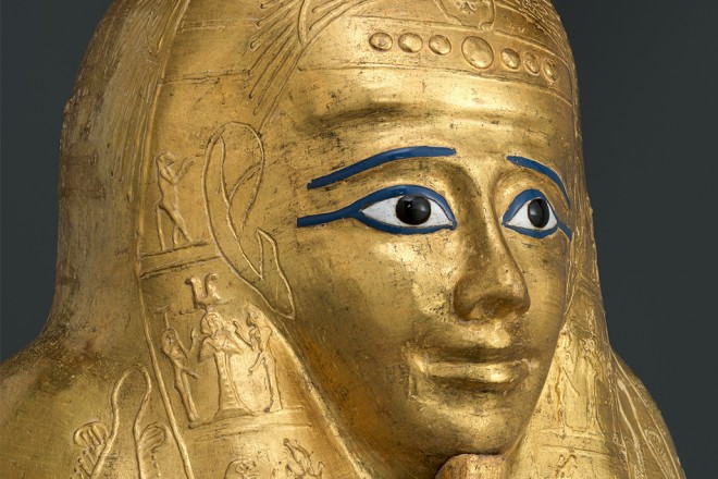 Nedjemankh and His Gilded Coffin – Egyptian Art at The Met