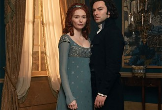 Ross and Demelza in London 2