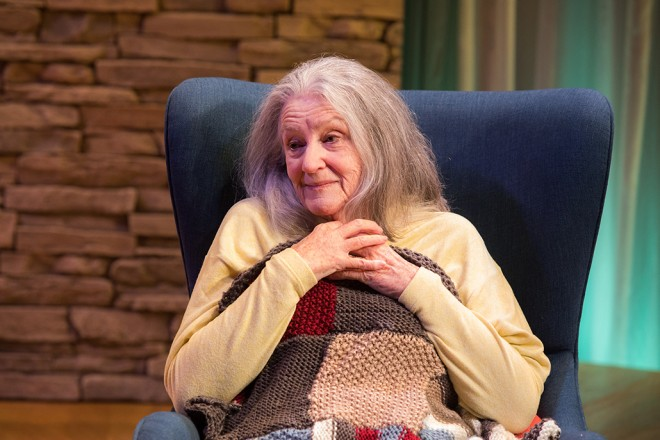Marjorie Prime: Ensemble Theatre – Rose Niland's Review
