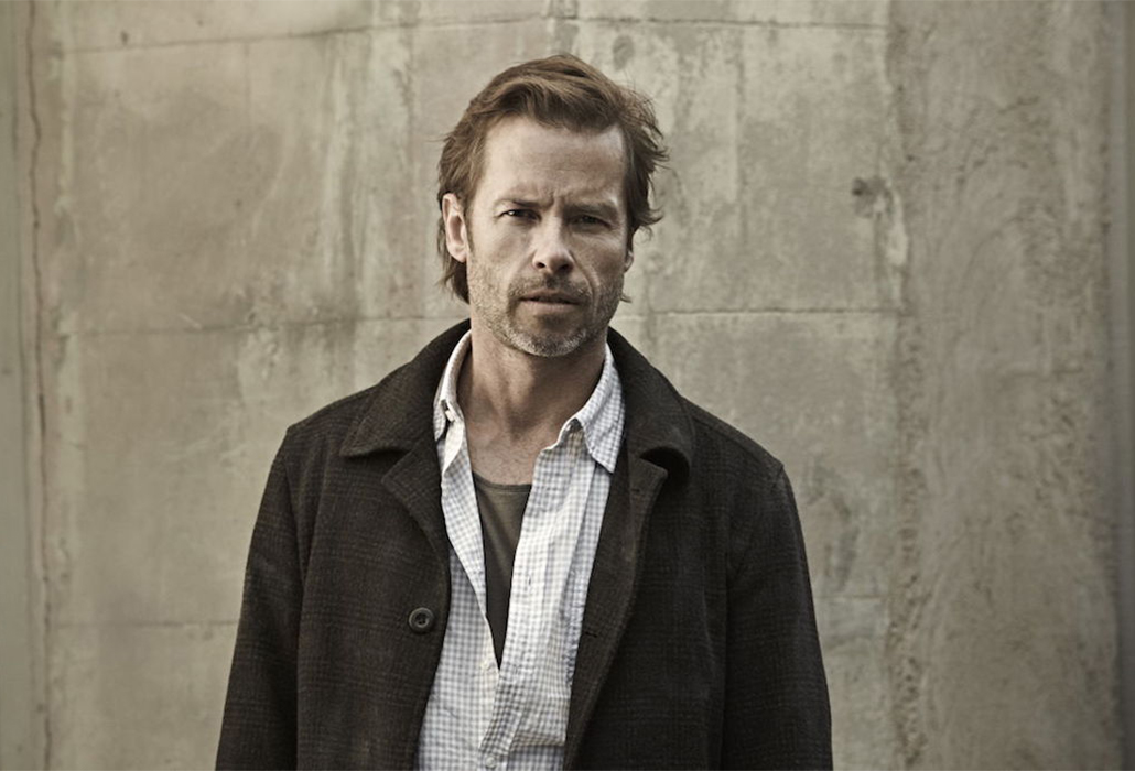 Guy Pearce as Jack Irish