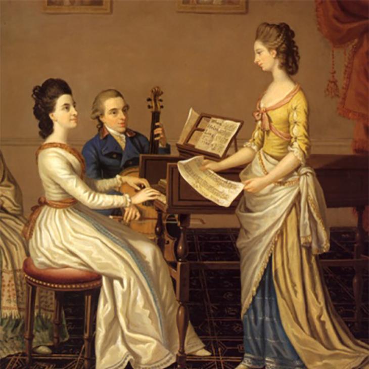 Eighteenth Century Musicians