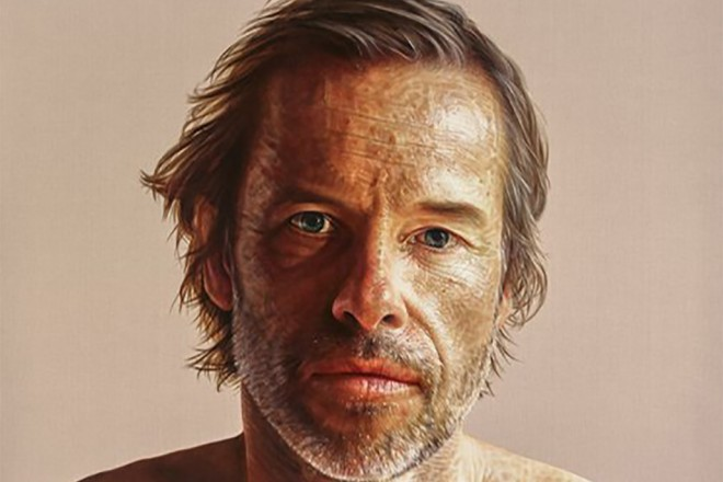 Archibald: Artist & Actor Guy Pearce – People's Choice 2018