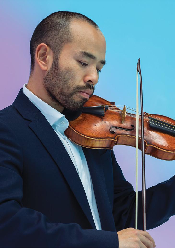 Shaun Lee-Chen, Brandenburg Quartet, Australian Brandenburg Orchestra