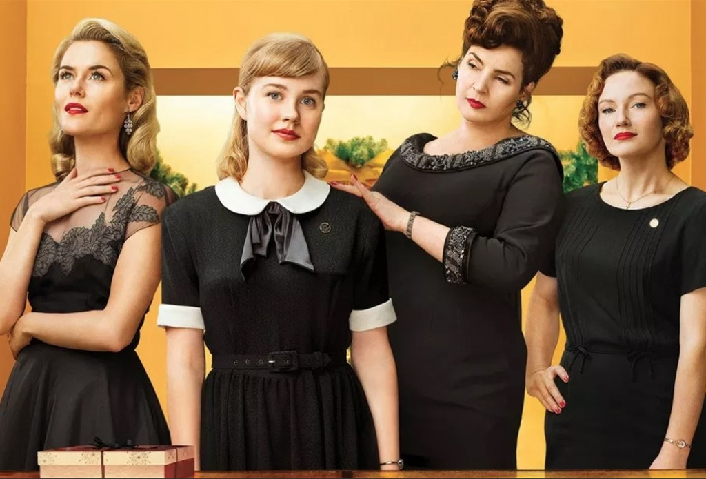 Ladies In Black 1959 At The Beginning Of Style Australia The