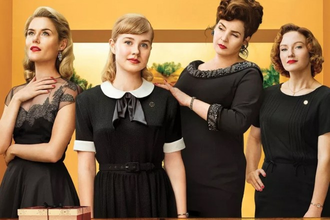Ladies in Black – 1959, At The Beginning of Style, Australia