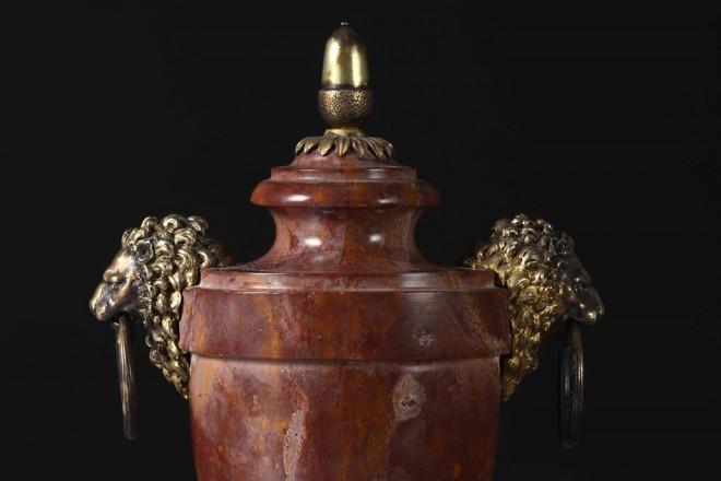 Luigi Valadier – 18th Century Roman Silversmith at The Frick