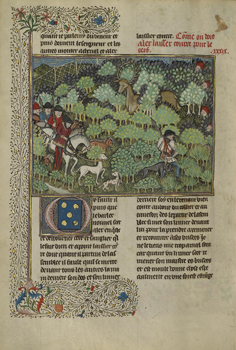 Book of Hours Page