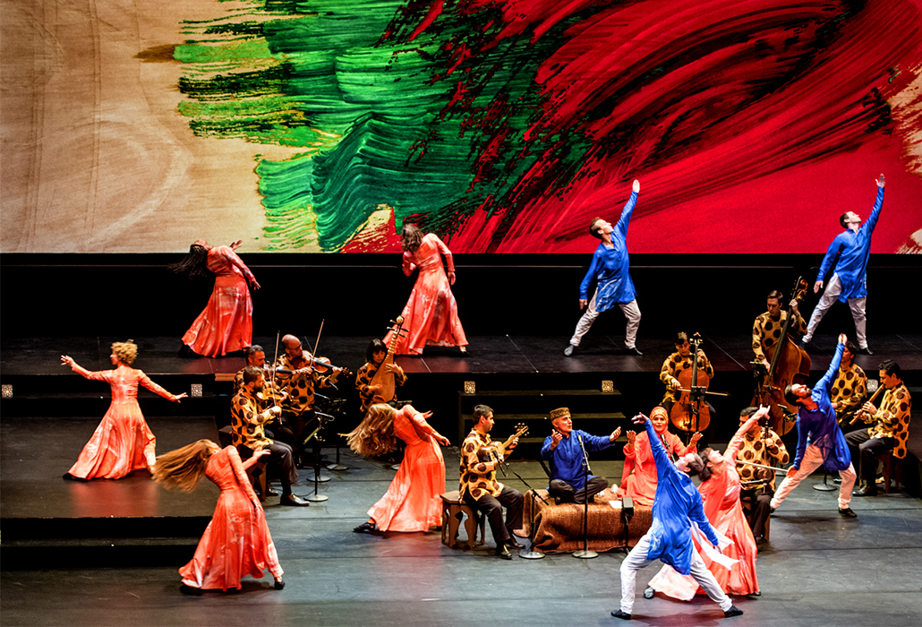 LAYLA AND MAJNUN // Mark Morris Dance Group