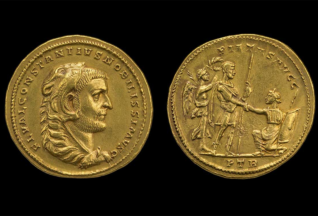 Roman Medallion B M