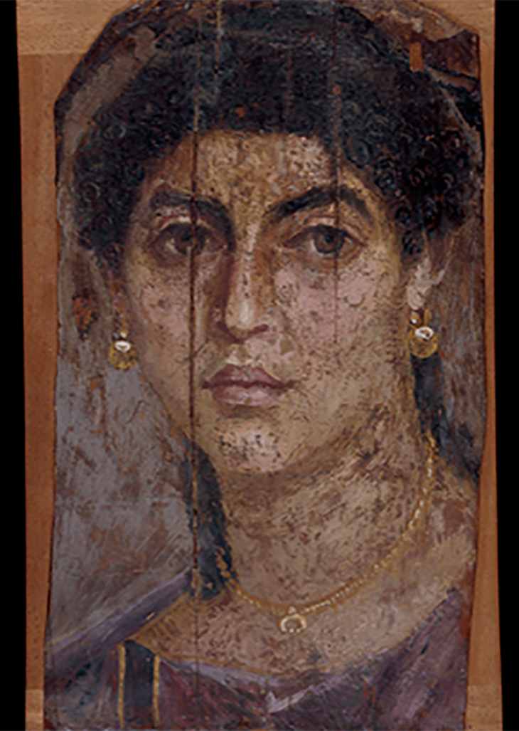 Hawara Mummy Portrait