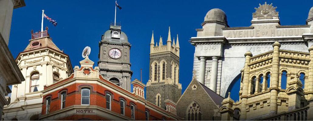 Ballarat Collage Buildings