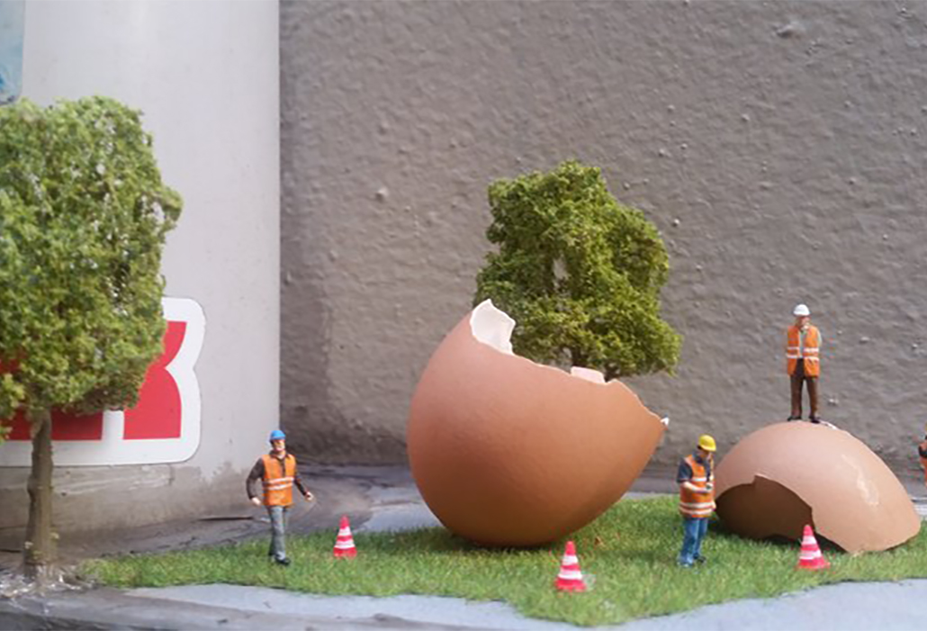 Ballarat Eggshell Plan