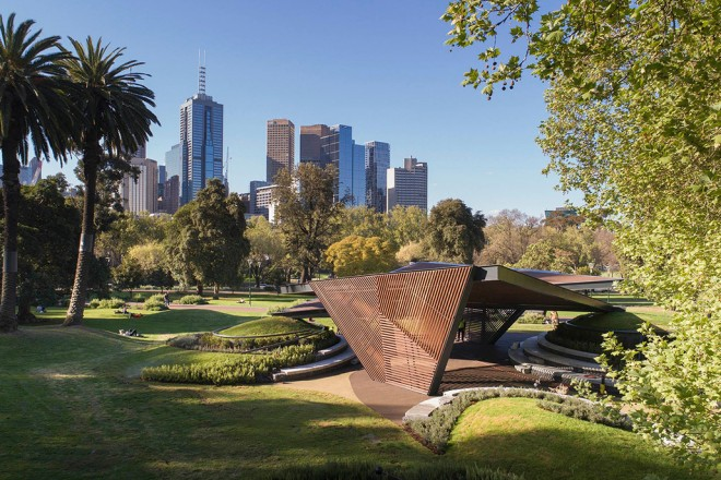 MPavilion 2018 – Advancing the Welfare of Culture & Society