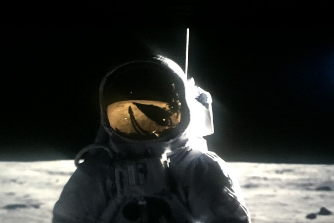First Man: Neil Armstrong & The Moon, Rocketing into History