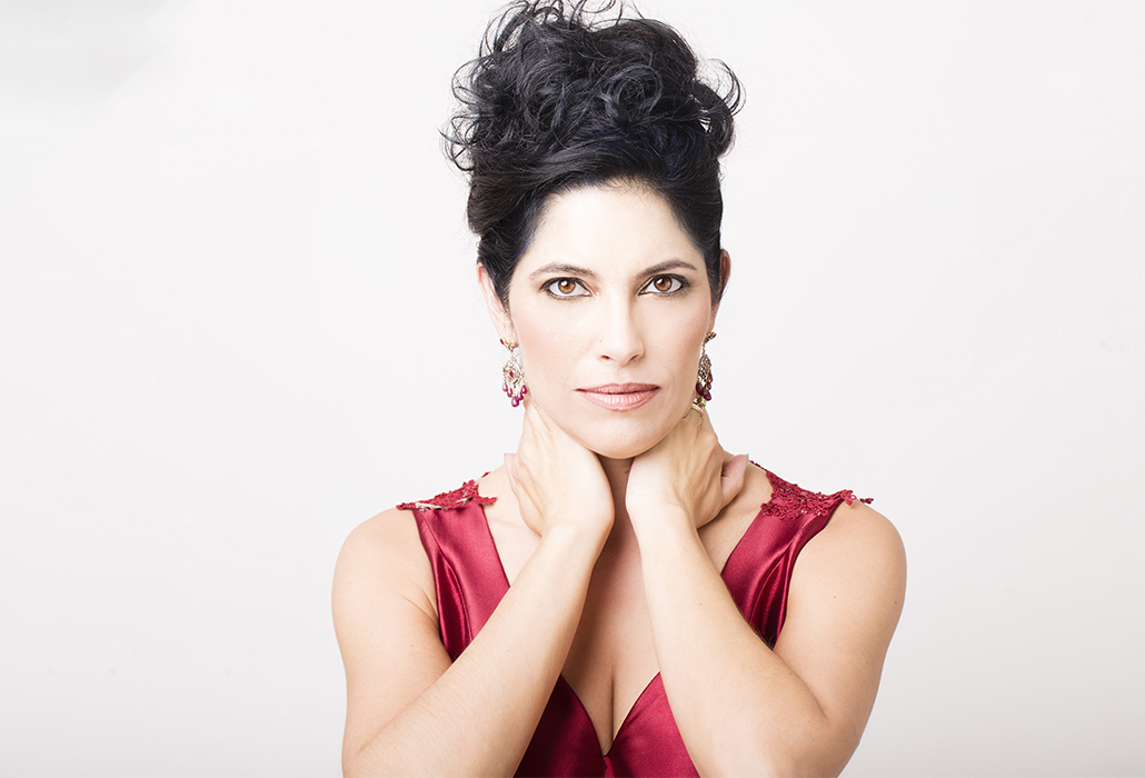 Mezzo soprano Vivica Genaux, courtesy artist and Pinchgut Opera