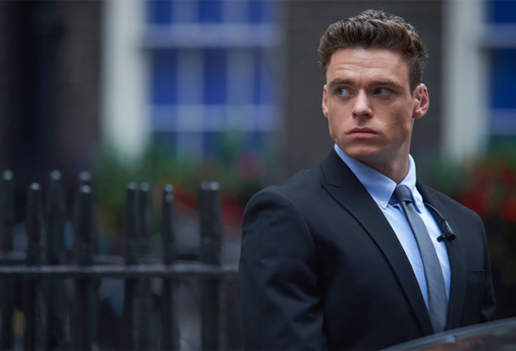 Richard Madden Bodyguard 3