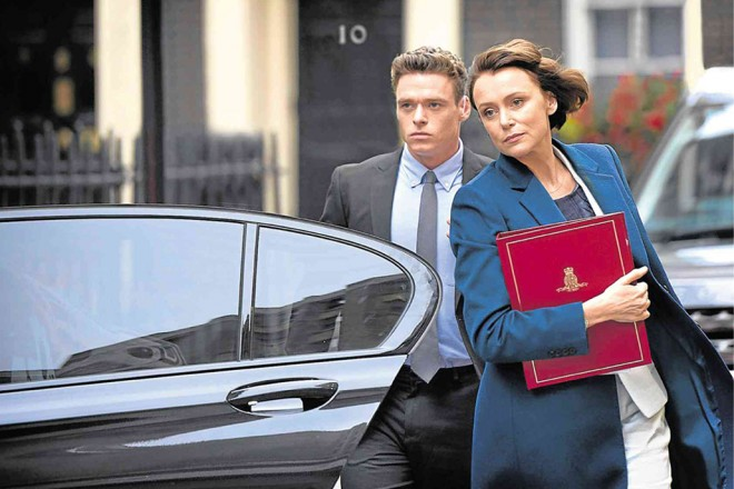 Bodyguard – Netflix Original Series – A Thriller to Die For