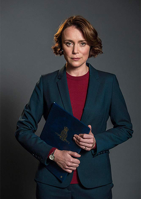 Keeley Hawes as Julia Montague