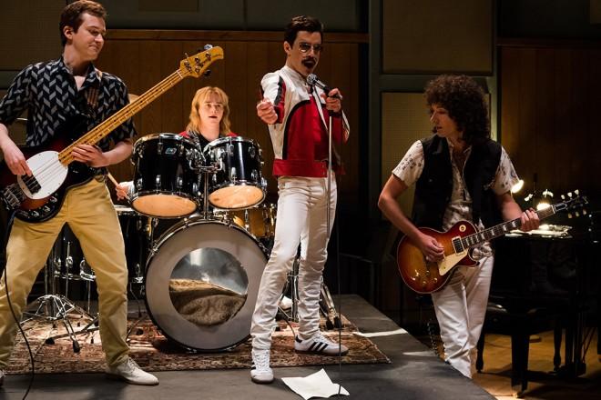 Bohemian Rhapsody – Fortune Favours Society's Bold Misfits