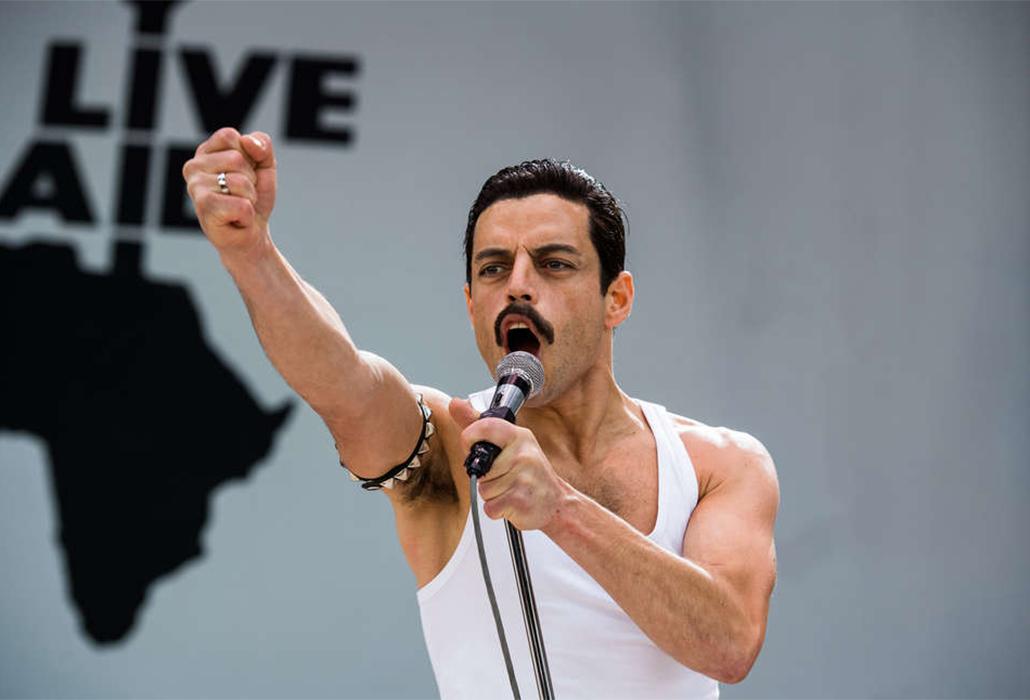 Rami Malek as Freddie 2