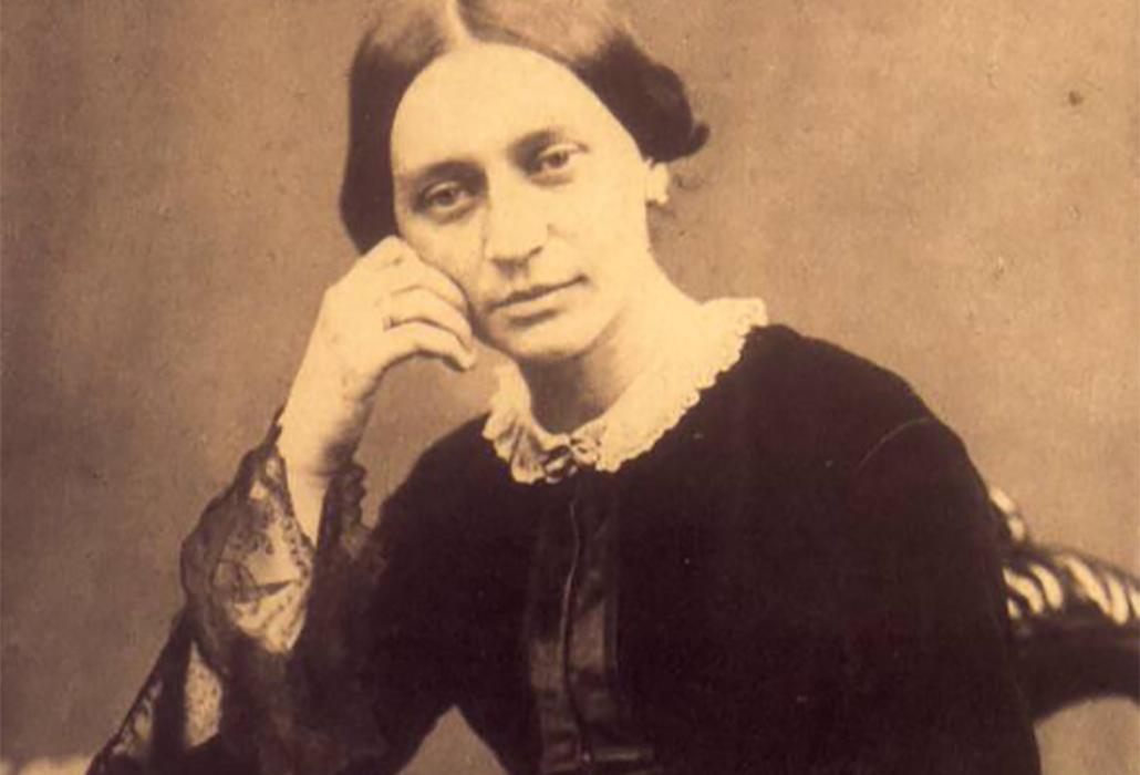 Clara (nee Wieck) Schumann