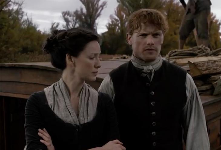 Jamie & Claire