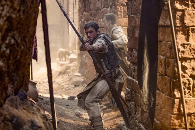 Robin Hood: Taron Egerton – High Octane Hero for a New Age