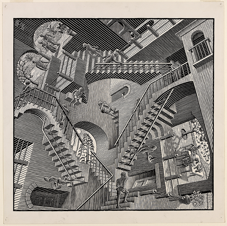 Illusion Escher