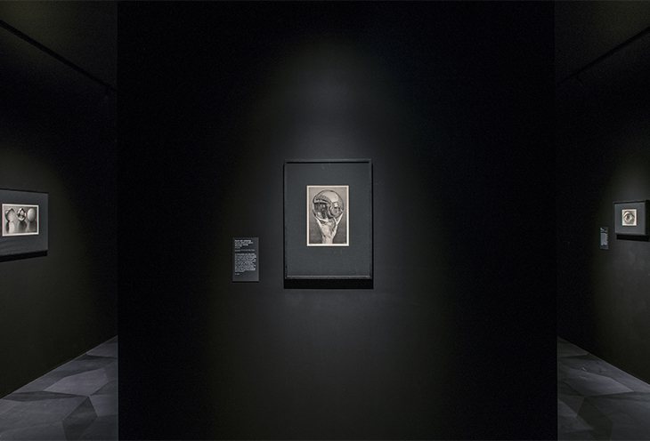 scher  x Nendo : Between Two Worlds at the NGV. Photo: Eugene Hyland