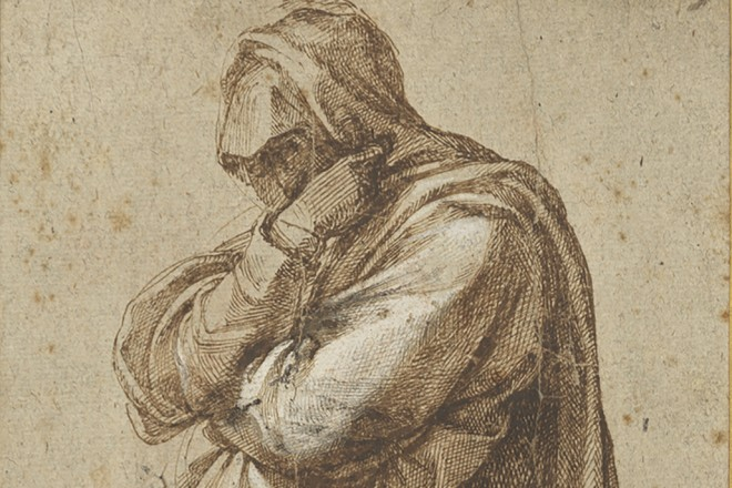 Renaissance Drawings – Spectacular Mysteries: The Getty, LA