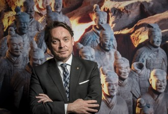 Director NGV, Tony Ellwood, Winter Masterpieces exhibition