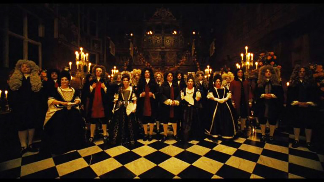 The Favourite Court