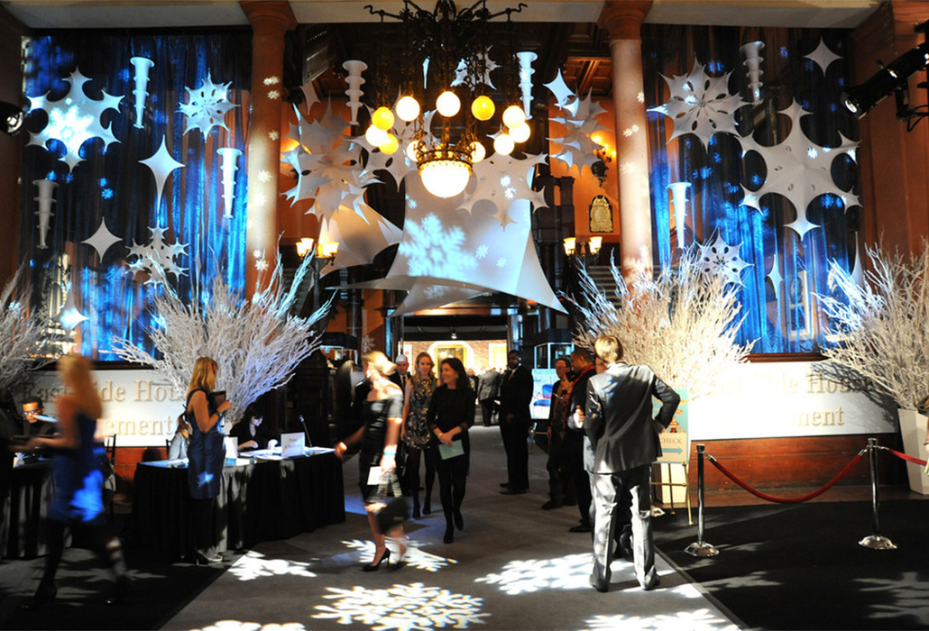 Eastside House hosts Young Collectors Night at the Winter Antiques Show