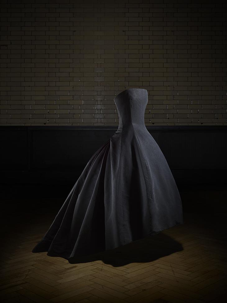 Dior Black Dress