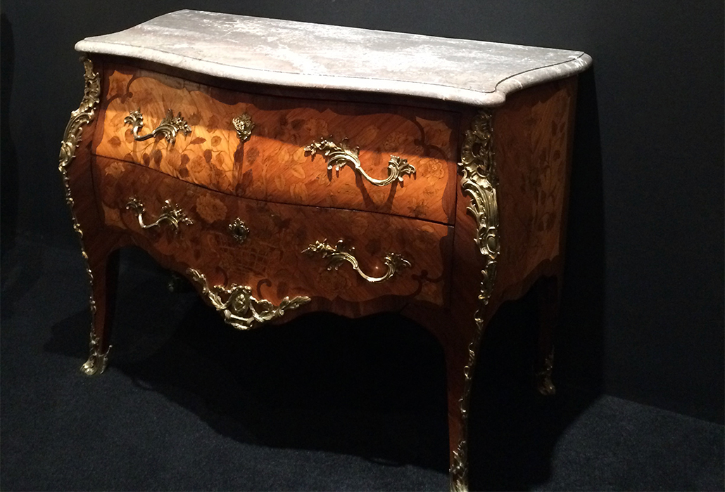 Cadogan Commode