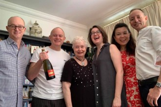 Xmas 2018 at Paul and Belinda
