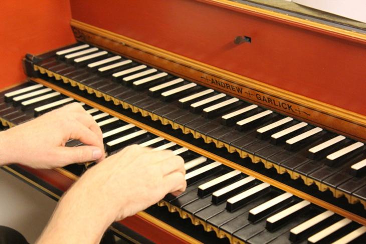 Harpsichord 4