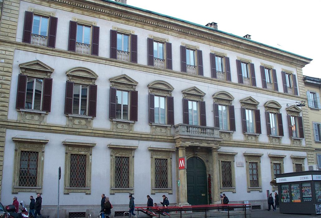 Palazzo Bovara, Milan