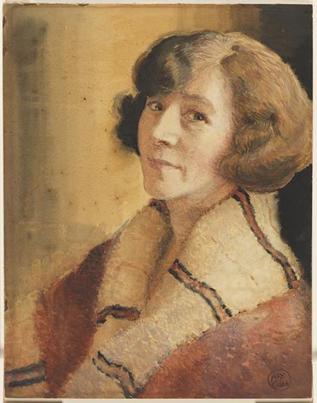 Gibbs Portrait